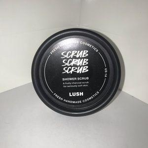 Lush Shower Scrub
